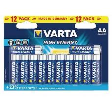 Varta 4906 HIGH ENERGY AA X 2 Alkalin 12'li
