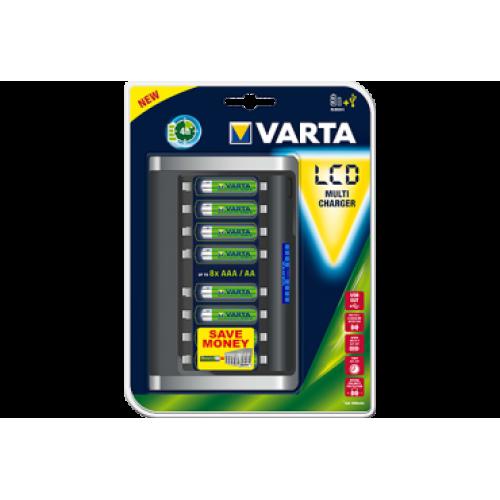 57671 VARTA YENİ LCD MULTI ŞARJ CİHAZI